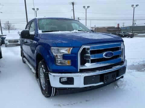 2017 Ford F-150 for sale at M-97 Auto Dealer in Roseville MI
