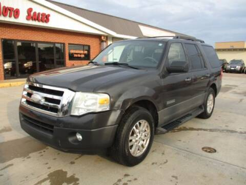 2007 Ford Expedition for sale at Eden's Auto Sales in Valley Center KS