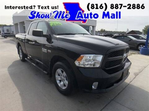 2017 RAM Ram Pickup 1500 for sale at Show Me Auto Mall in Harrisonville MO