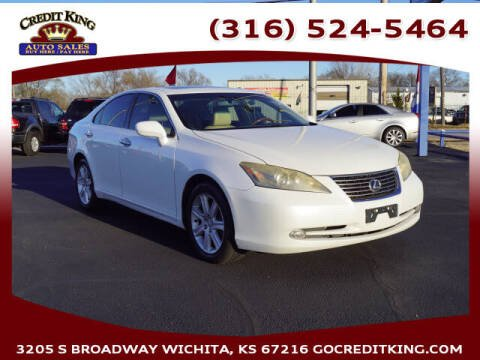 2008 Lexus ES 350 for sale at Credit King Auto Sales in Wichita KS