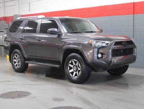 2018 Toyota 4Runner for sale at CU Carfinders in Norcross GA