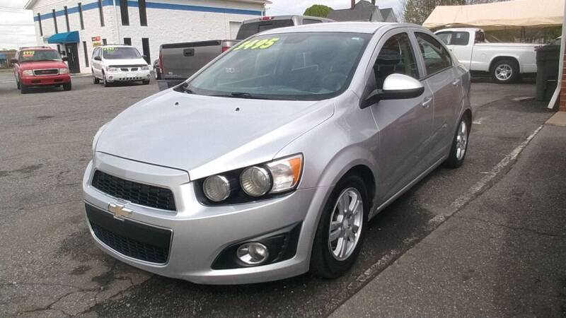 2012 Chevrolet Sonic for sale at IMPORT MOTORSPORTS in Hickory NC