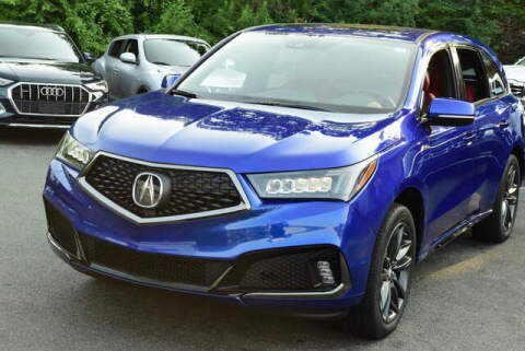 2020 Acura MDX for sale at Automall Collection in Peabody MA