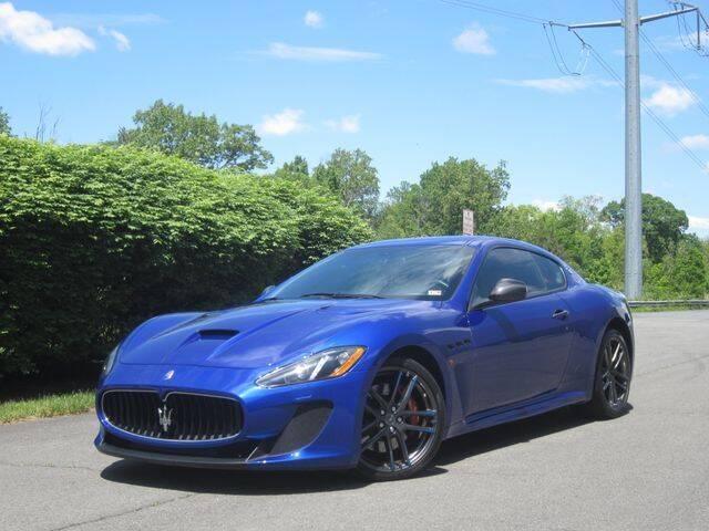 2015 Maserati GranTurismo for sale at SEIZED LUXURY VEHICLES LLC in Sterling VA