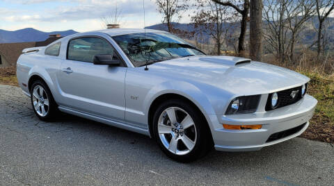 2007 Ford Mustang for sale at Rare Exotic Vehicles in Weaverville NC