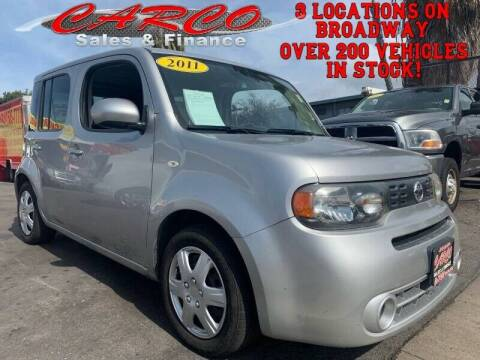 2011 Nissan cube for sale at CARCO SALES & FINANCE - Under 7000 in Chula Vista CA