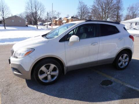 2016 Buick Encore for sale at A-Auto Luxury Motorsports in Milwaukee WI