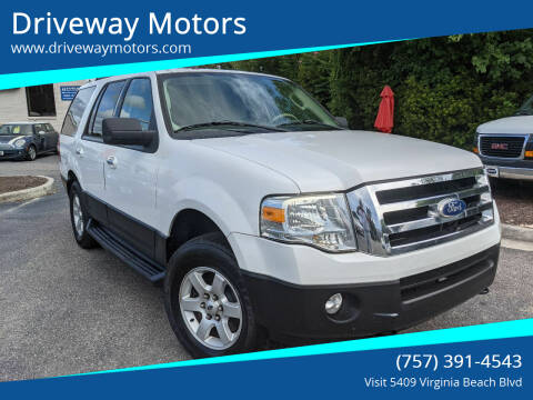 2011 Ford Expedition for sale at Driveway Motors in Virginia Beach VA