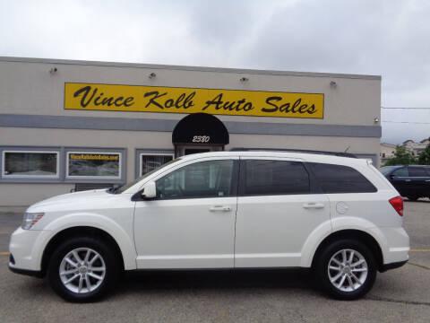 2015 Dodge Journey for sale at Vince Kolb Auto Sales in Lake Ozark MO