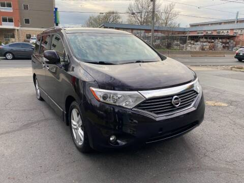 2011 Nissan Quest for sale at Exotic Automotive Group in Jersey City NJ