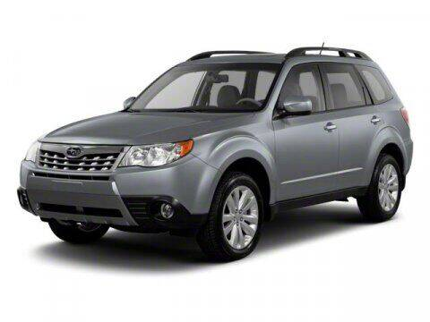 2011 Subaru Forester for sale at BEAMAN TOYOTA GMC BUICK in Nashville TN