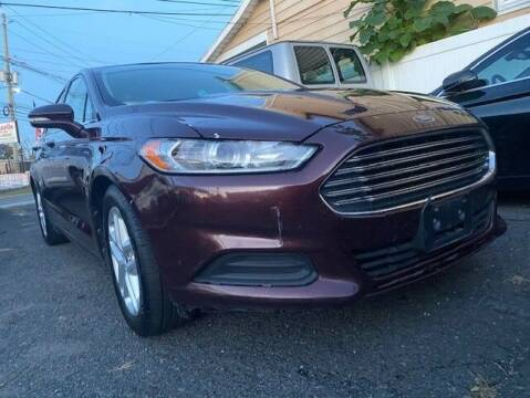 2013 Ford Fusion for sale at Auto Legend Inc in Linden NJ