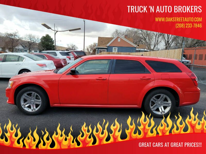 2008 Dodge Magnum for sale at Truck 'N Auto Brokers in Pocatello ID