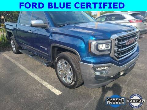 2018 GMC Sierra 1500 for sale at PHIL SMITH AUTOMOTIVE GROUP - Tallahassee Ford Lincoln in Tallahassee FL