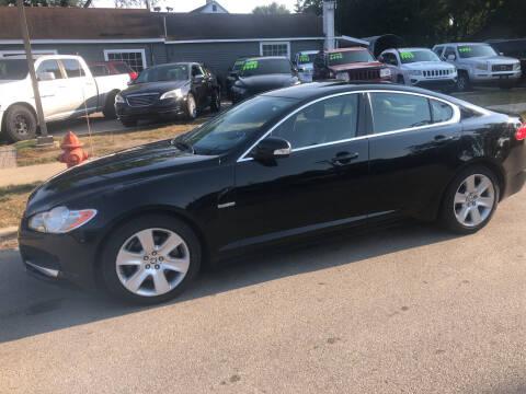 2009 Jaguar XF for sale at CPM Motors Inc in Elgin IL