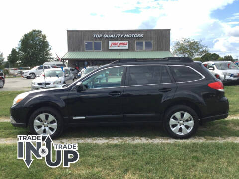 2011 Subaru Outback for sale at Top Quality Motors & Tire Pros in Ashland MO