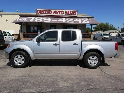 2006 Nissan Frontier for sale at United Auto Sales in Oklahoma City OK