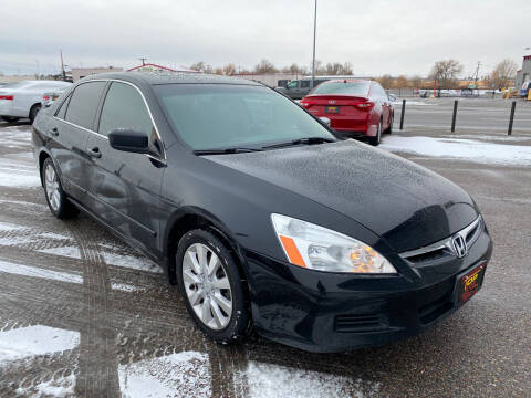 2006 Honda Accord for sale at Top Line Auto Sales in Idaho Falls ID