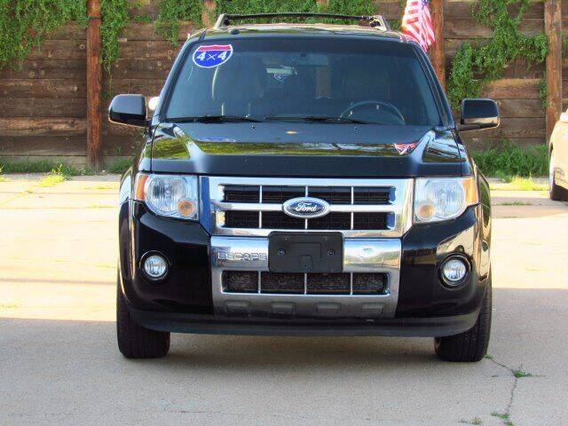 2010 Ford Escape for sale at NY AUTO SALES in Omaha NE