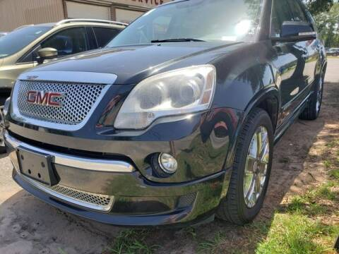 2012 GMC Acadia for sale at Yep Cars in Dothan AL