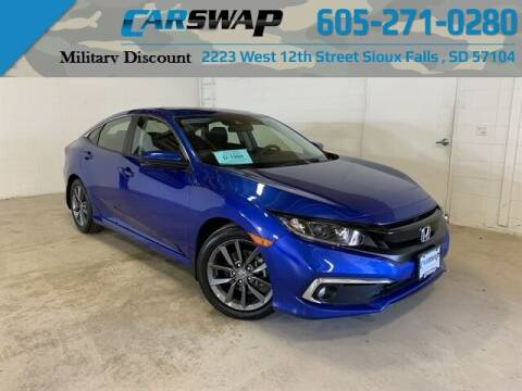 2019 Honda Civic for sale at CarSwap in Sioux Falls SD