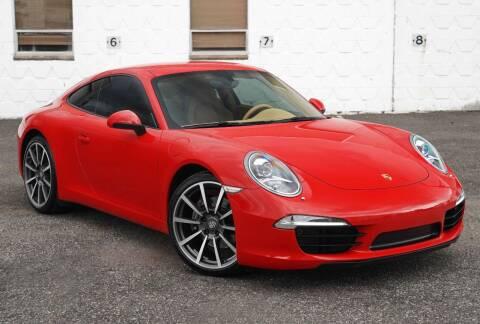 2014 Porsche 911 for sale at Vantage Auto Group - Vantage Auto Wholesale in Moonachie NJ