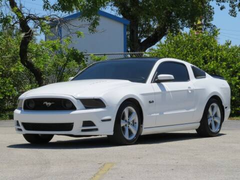 2013 Ford Mustang for sale at DK Auto Sales in Hollywood FL