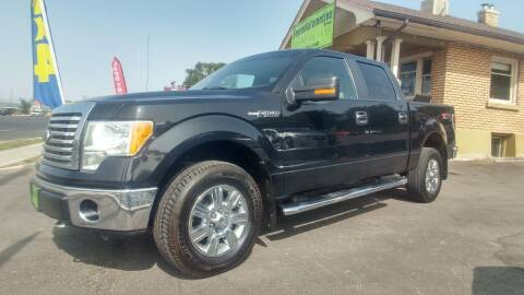 2010 Ford F-150 for sale at Everett Automotive Group in Pleasant Grove UT