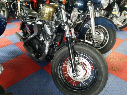 2013 Harley-Davidson Sportster - XL 1200x for sale at Cruisin' Auto Sales in Madison IN