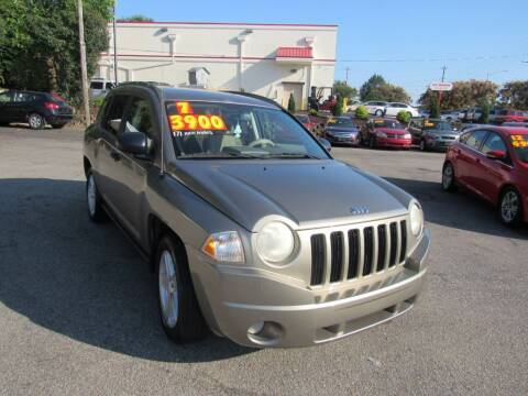 2007 Jeep Compass for sale at Auto Bella Inc. in Clayton NC