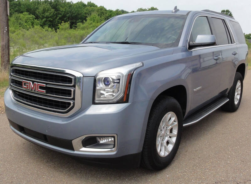 2016 GMC Yukon for sale at JACKSON LEASE SALES & RENTALS in Jackson MS
