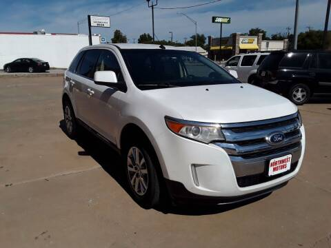 2011 Ford Edge for sale at NORTHWEST MOTORS in Enid OK