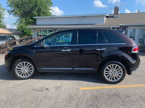 2013 Lincoln MKX for sale at Revolution Motors LLC in Wentzville MO