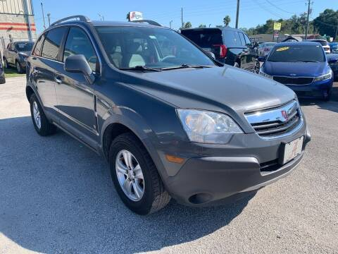 2008 Saturn Vue for sale at Marvin Motors in Kissimmee FL