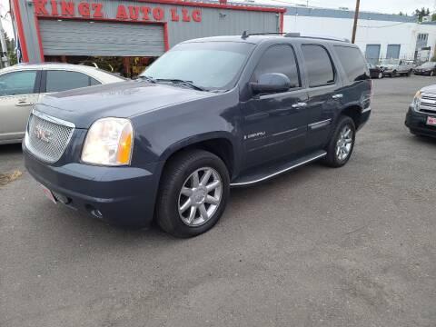 2008 GMC Yukon for sale at Kingz Auto LLC in Portland OR