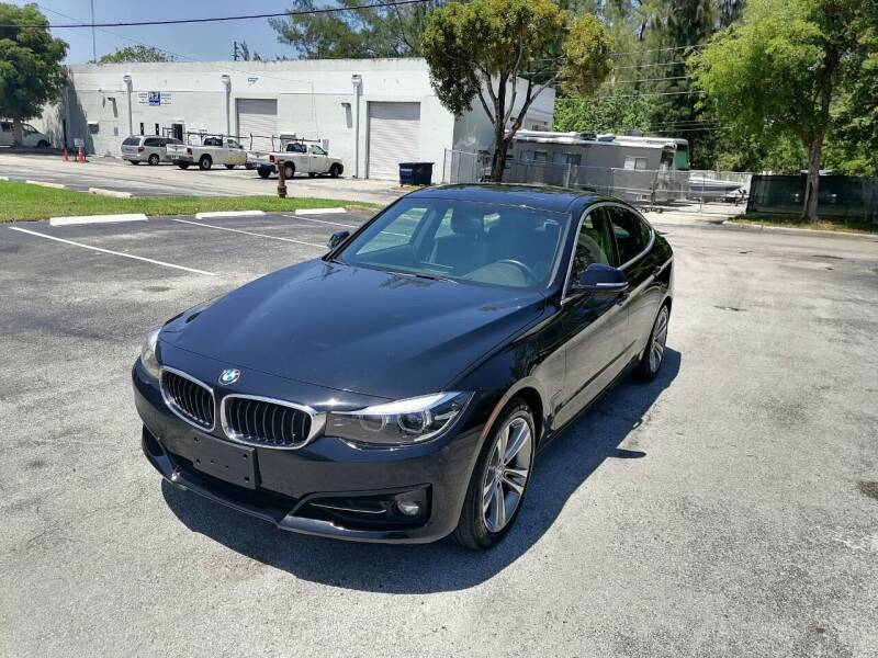 2017 BMW 3 Series for sale at Best Price Car Dealer in Hallandale Beach FL