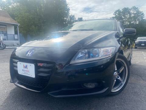 2011 Honda CR-Z for sale at Mega Motors in West Bridgewater MA