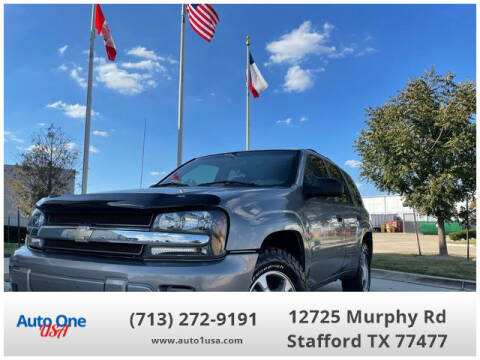 2008 Chevrolet TrailBlazer for sale at Auto One USA in Stafford TX