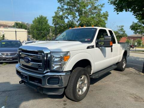 2012 Ford F-250 Super Duty for sale at Welcome Motors LLC in Haverhill MA