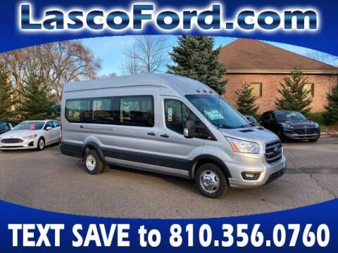 2020 Ford Transit Passenger for sale at LASCO FORD in Fenton MI