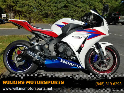 2012 Honda CBR 1000RR 20th Anniversary for sale at WILKINS MOTORSPORTS in Brewster NY