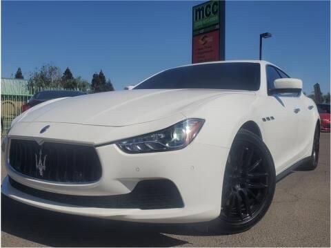 2014 Maserati Ghibli for sale at MADERA CAR CONNECTION in Madera CA