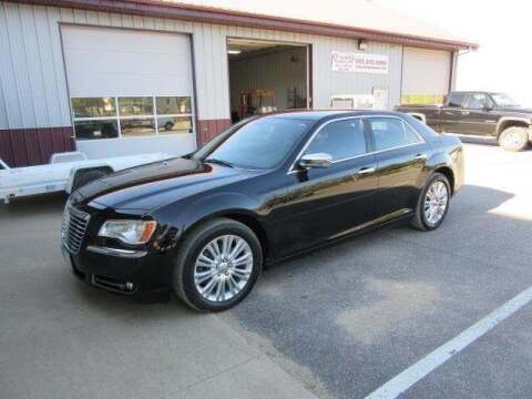 2013 Chrysler 300 for sale at Stoufers Auto Sales, Inc in Madison Lake MN