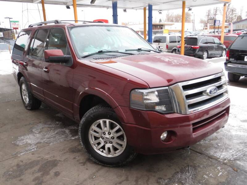 2012 Ford Expedition for sale at PR1ME Auto Sales in Denver CO