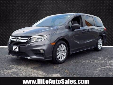 2018 Honda Odyssey for sale at BuyFromAndy.com at Hi Lo Auto Sales in Frederick MD
