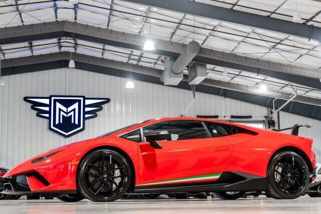 2018 Lamborghini Huracan for sale in Boerne, TX