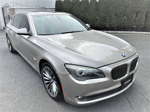 2011 BMW 7 Series for sale at Ultimate Motors in Port Monmouth NJ