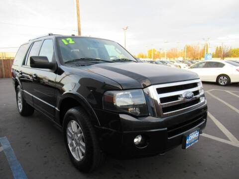 2012 Ford Expedition for sale at Choice Auto & Truck in Sacramento CA