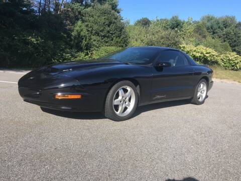1995 Pontiac Firebird for sale at Clair Classics in Westford MA