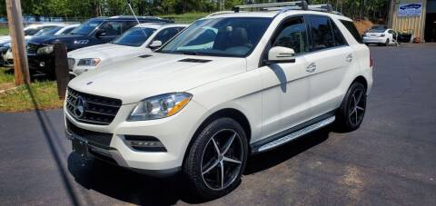 2013 Mercedes-Benz M-Class for sale at GA Auto IMPORTS  LLC in Buford GA
